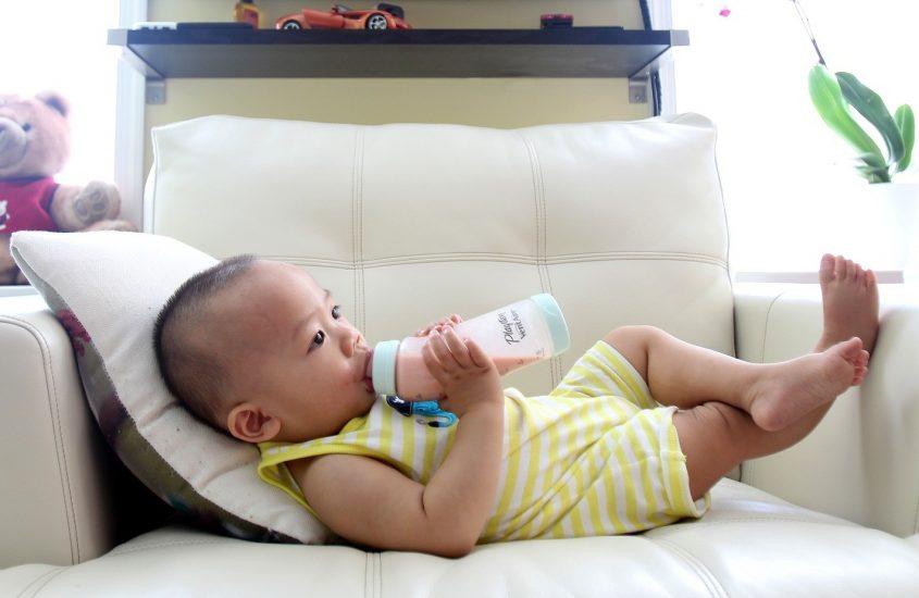 Quanto mangia un neonato?