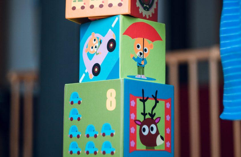 Giochi per bambini 0-3 anni