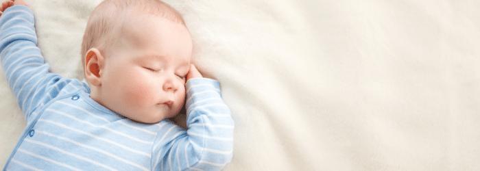 regressione del sonno a 4 mesi
