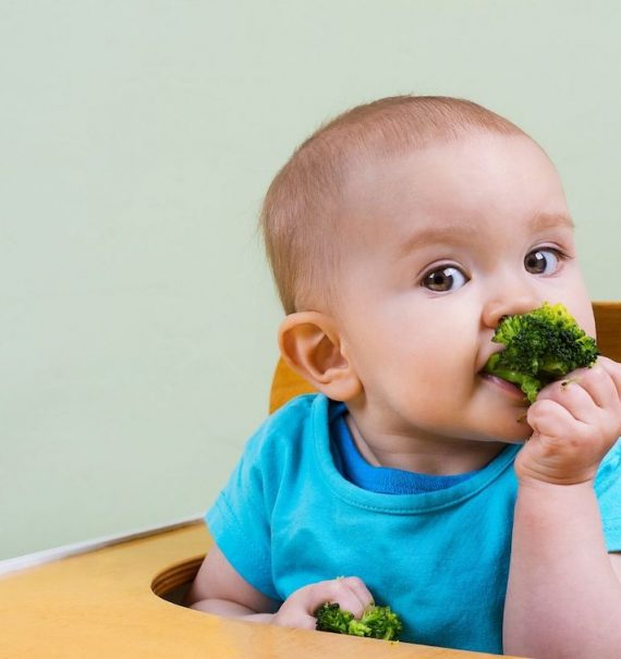 Bambino non mangia