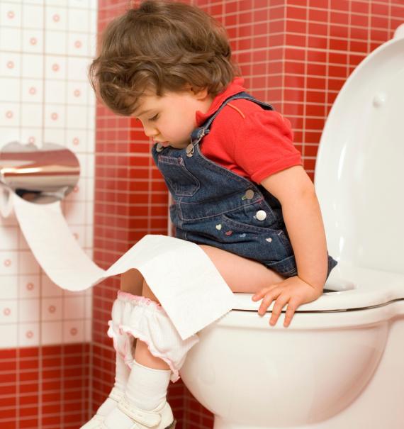 Bambini diarrea