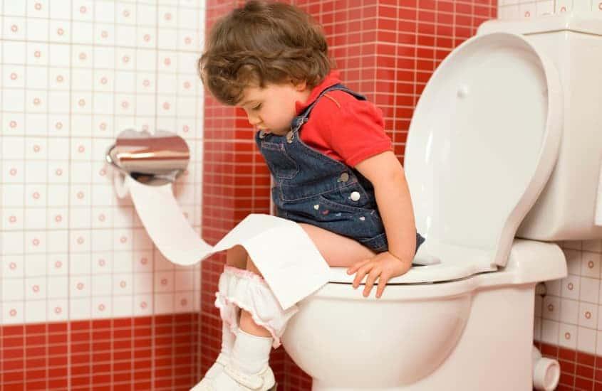 Diarrea: cosa far mangiare ai bambini