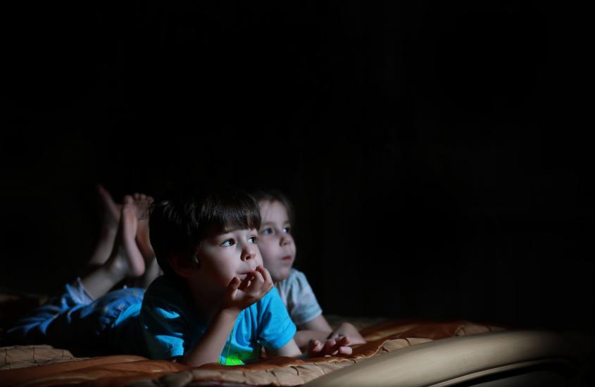 CARTONI ANIMATI: fanno male al bambino?