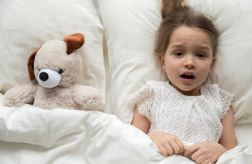 Pavor notturno nei bambini: cos'è e come comportarsi