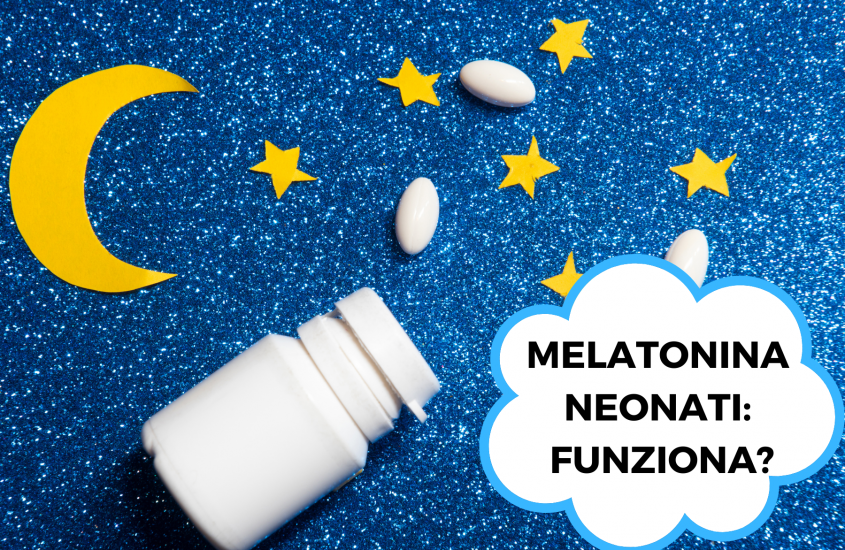Melatonina neonati: funziona davvero?