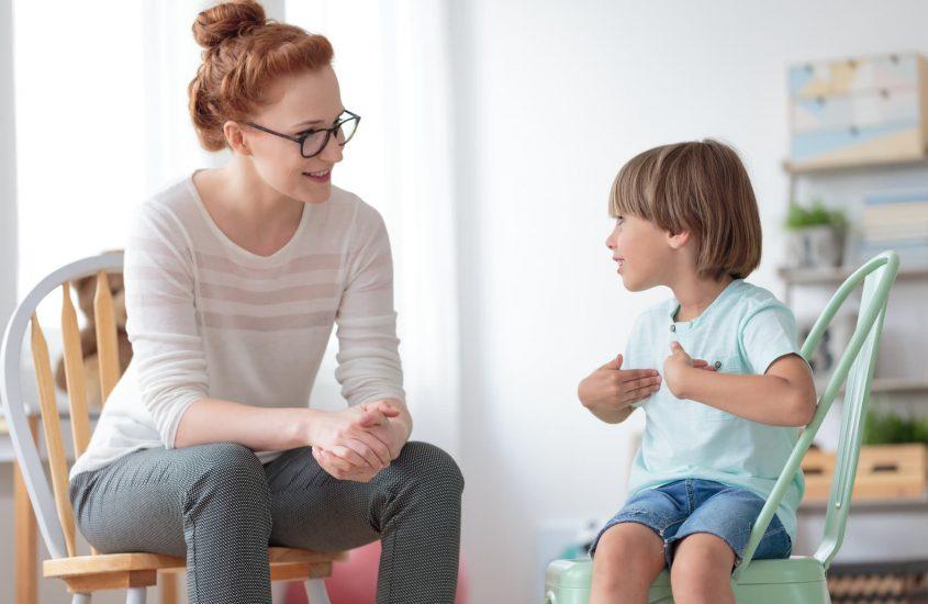 Linguaggio bambini: ecco le tappe principali